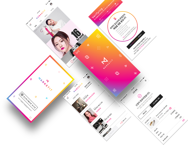 Marketit App