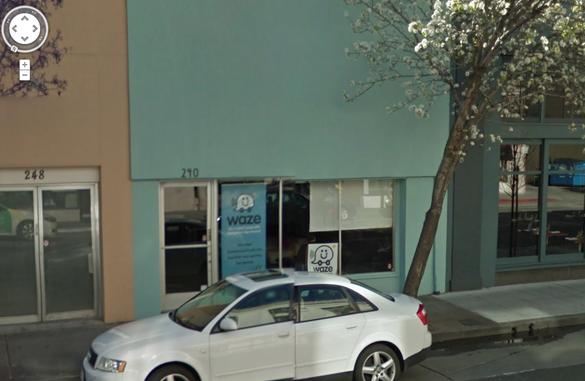 이 회사의 본사는 이스라엘 텔아비브에 있다. 반면 팔로알토의 사무실은 이렇게 허름하다. 길을 지나가면서 보면 안에서 일하는 사람들이 다 보인다.(출처-구글스트리트뷰)