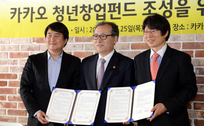 Kakao partners with the Korean government to launch a joint $27 million startup fund