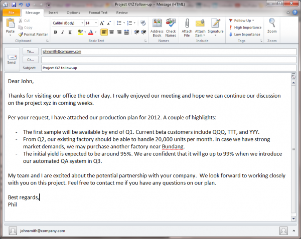 Dear Mr And Ms Cover Letter