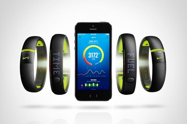 Nike의 사물인터넷 기기, Fuelband