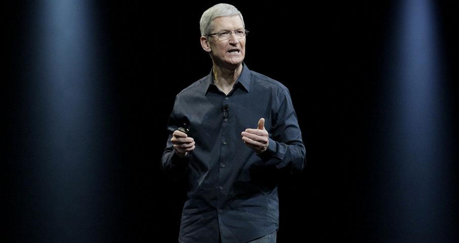 애플 CEO 팀 쿡 (출처 : www.mashable.com)