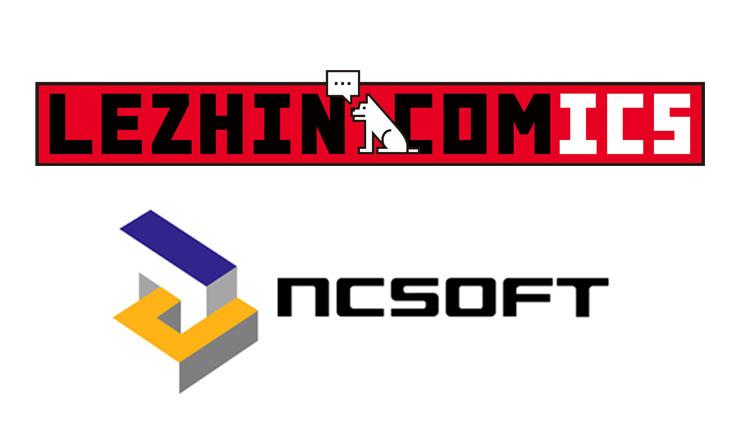 lezhincomics_ncsoft_logo