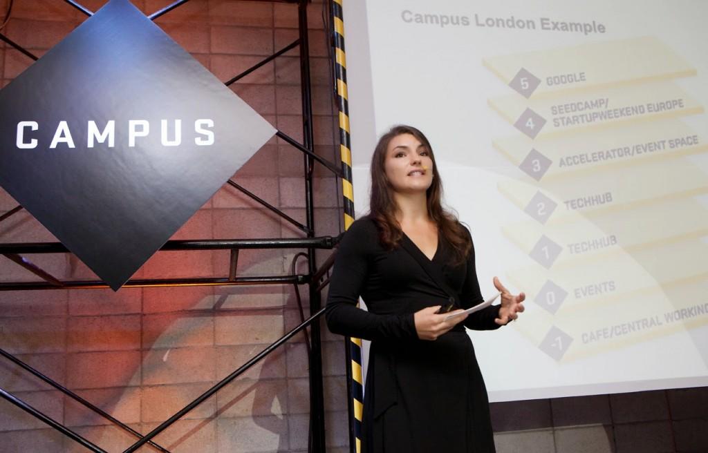 브리짓 빔(Bridgette Beam), 구글 창업지원팀(Google for Entrepreneurs) 파트너십 및 프로그램 수석 매니저