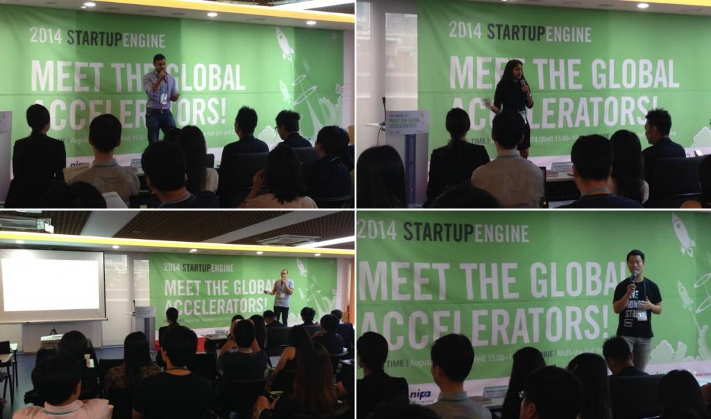 Meet the Global Accelerators - 발표