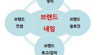 네이밍 프로세스 출처 : 로아컨설팅 인테러뱅랩, 한성철연구소장