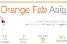 Orange Fab Asia