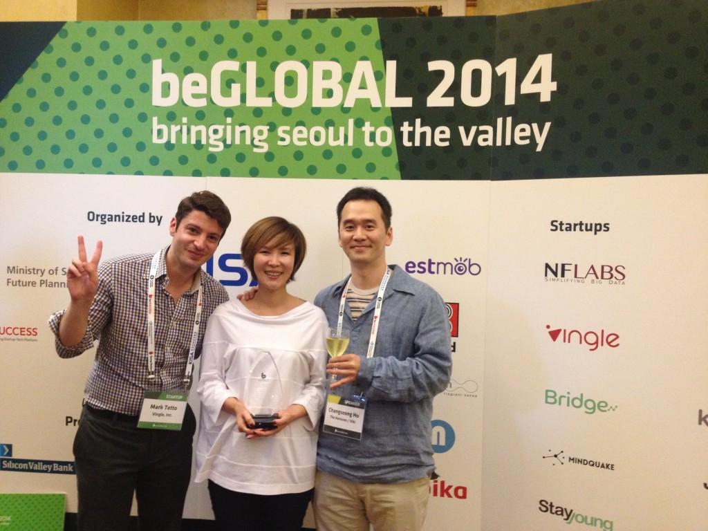 beglobal2014 우승 빙글(Vingle)