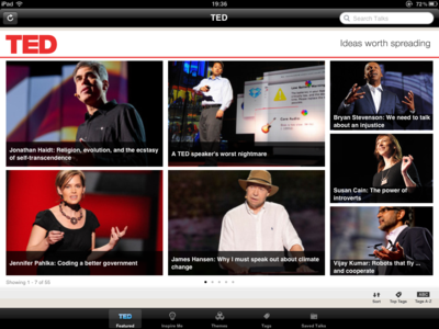 [TED APP]