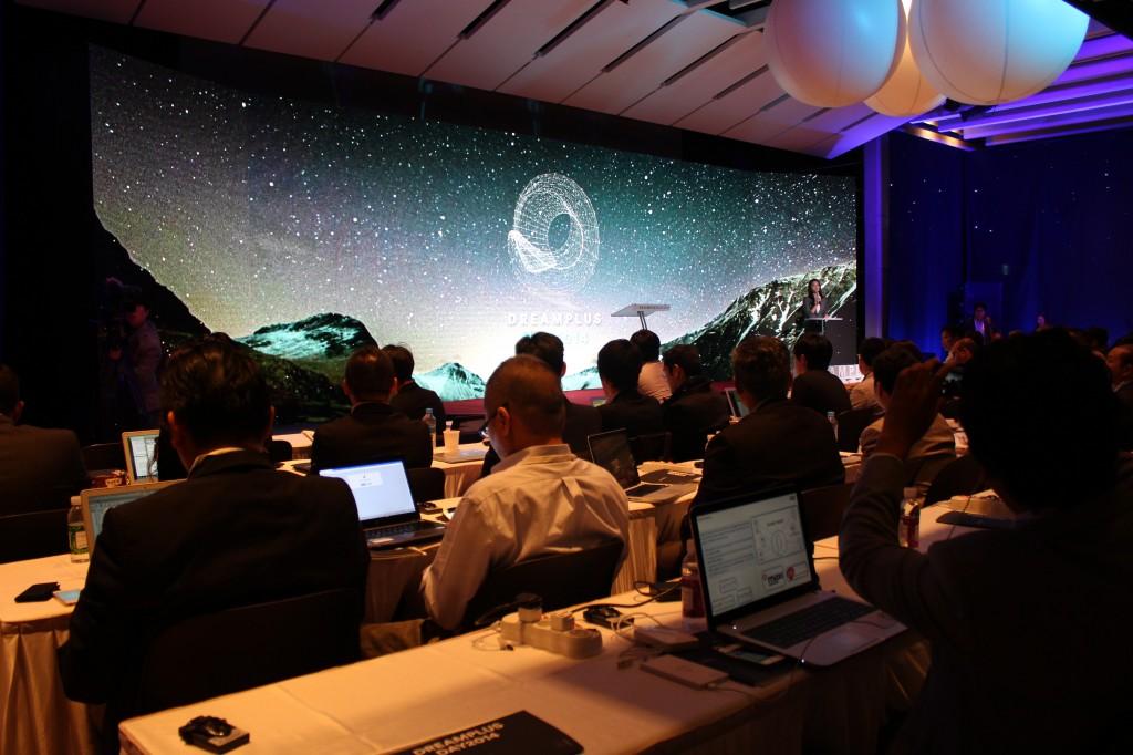 한화S&C드림플러스 데이 2014 컨퍼런스 현장사진