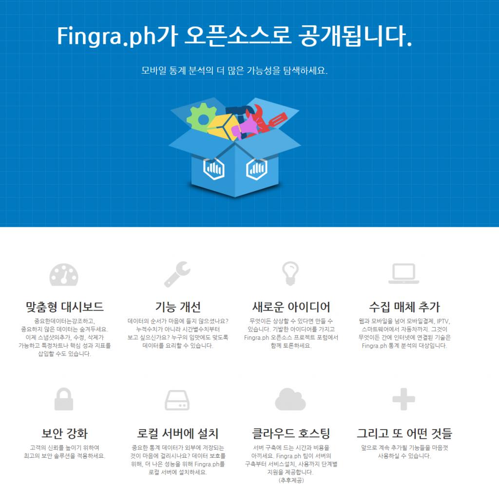 Fingra.ph Open Source Project