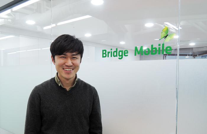 최정우 브릿지모바일(Bridge Mobile) 대표(29)