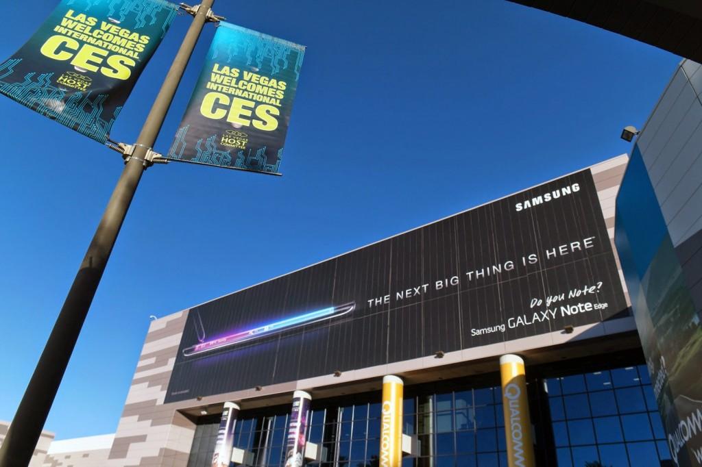 CES2015옥외광고(Southhall)