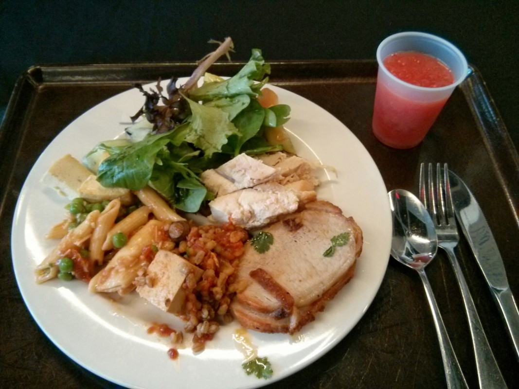 구글 뉴욕오피스에서 먹었던 완전 건강식