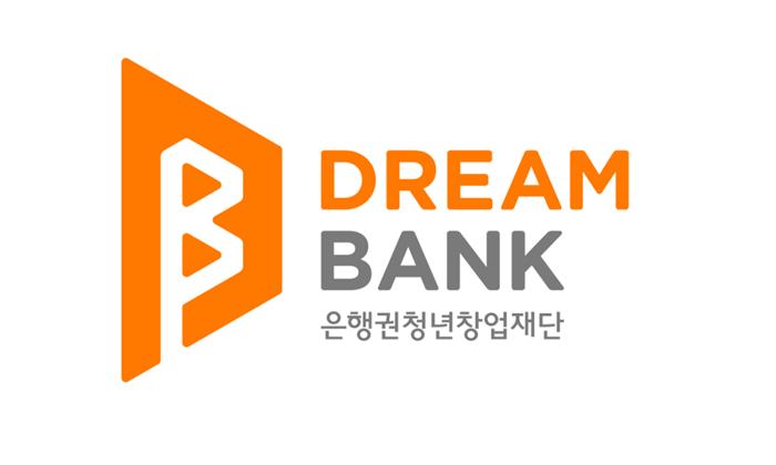 은행권청년창업재단 공식 로고