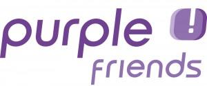 퍼플프렌즈 로고