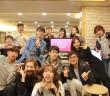 안준희대표와 매드스퀘어 직원들 (출처:안준희 대표 페이스북)