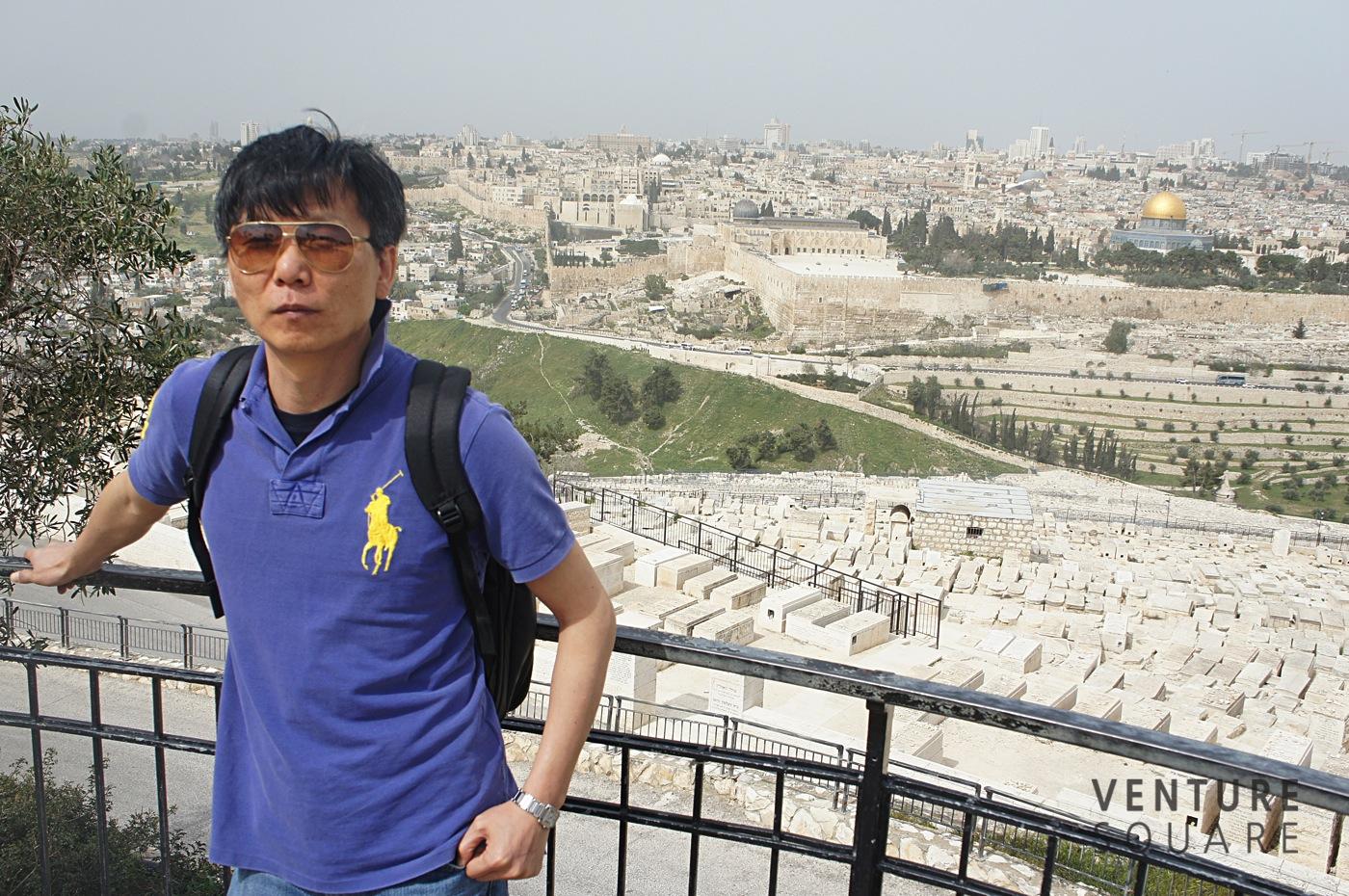 예루살렘 올드시티 전경