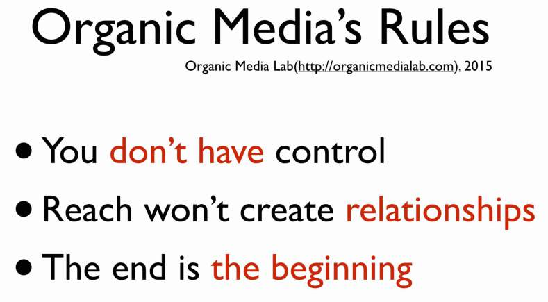 미디어의 본질이 '관계'에 기반함에 따라 변화하는 시장의 3가지 질서