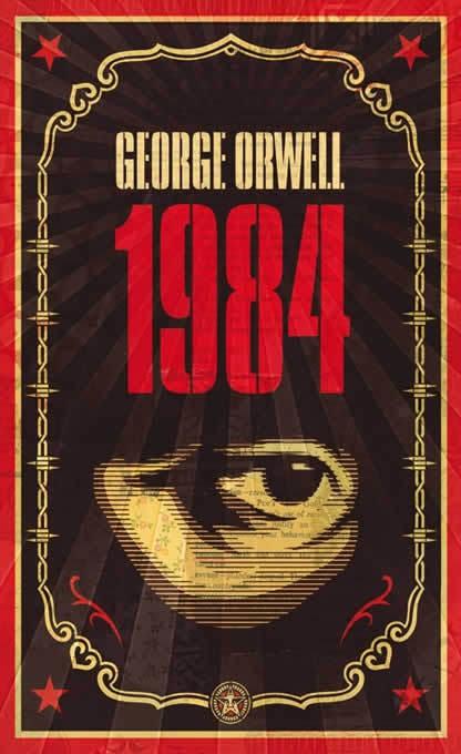 조지 오웰의 대표적 디스토피아 소설, 1984