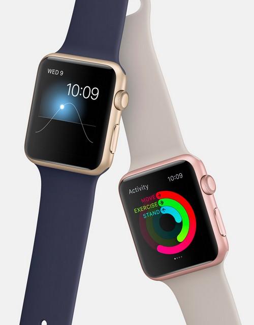 이쁘다! 애플 워치! (출처 : 애플 공식 웹사이트 워치 소개페이지)