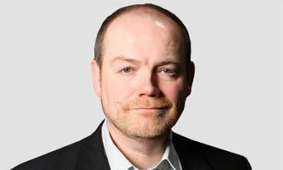 마크 톰슨 뉴욕타임스 사장. 그는 BBC에서 디지털 혁신을 성공적으로 이끌고 뉴욕타임스에 영입됐다. (사진출처/위키피디아)