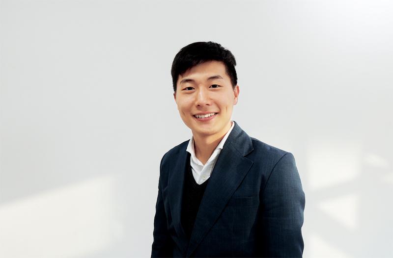 (주)휴마트컴퍼니 김동현 대표(26)
