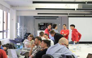 2015년 구글 캠퍼스 런던 교환 프로그램 참가