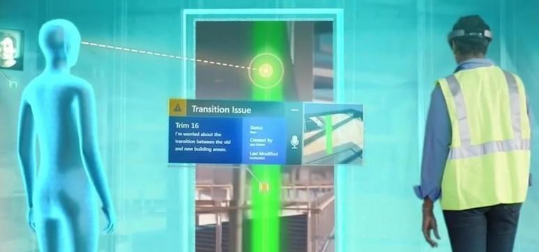 홀로렌즈 Gaze interface : http://hololens.wonderhowto.com/