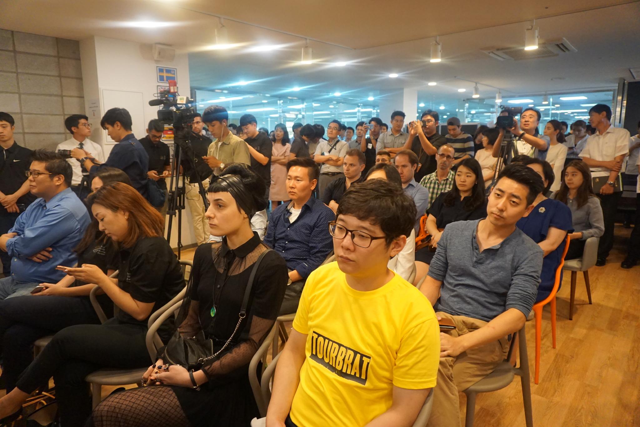 26일 서울 글로벌 창업센터(Seoul Global Startup Center=Seoul GSC) 개소식이 용산 전자 월드 3층에서 열렸다
