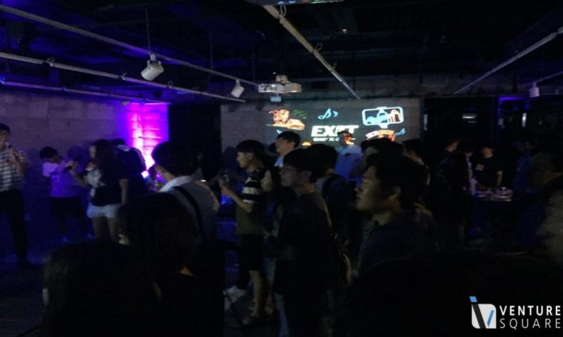 2016년 7월 말 thursday exit party