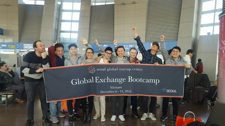 서울글로벌창업센터가 진행하는 해외 현지 프로그램 중 6일 '글로벌 익스체인지 부트캠프 베트남'이 시작됐다.