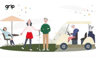 문득 골프 치고 싶을 때, '렛츠그립'으로 한방 예약
