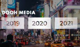 디지털옥외광고, 모빌리티에 '광고가 달린다'