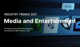유니티, 2021년 미디어·엔터테인먼트 업계 트렌드 공개