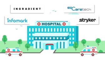 AI부터 웨어러블까지, '스마트병원' 돕는 IT 솔루션!