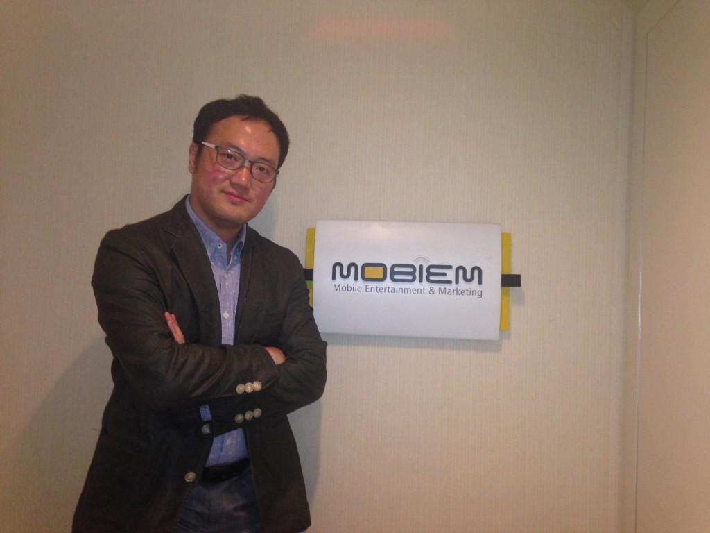 모비엠 정동한 대표