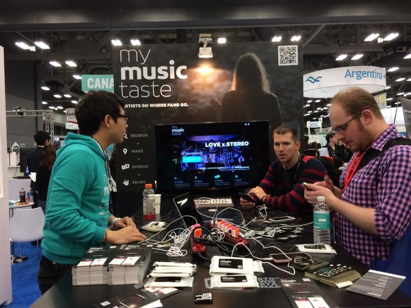[JJS Media] MyMusicTaste at SXSW (1)