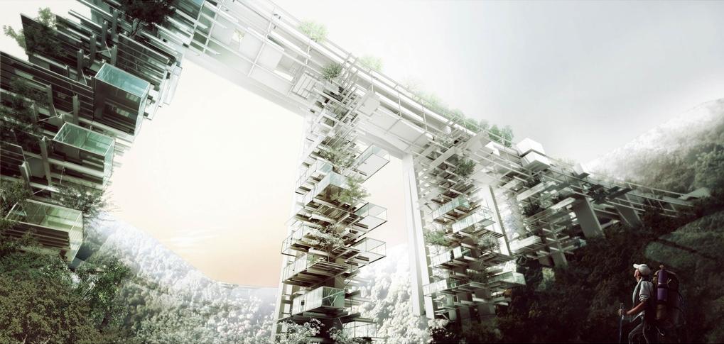 출처 : Oxo Architectes (http://www.oxoarch.com/)