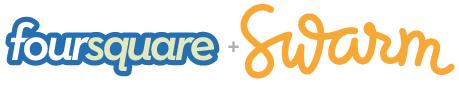 Foursquare+swarm