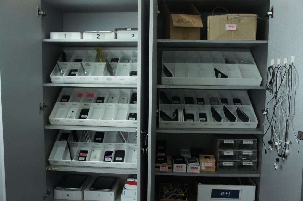 지원되고 있는 최신 핸드폰들, 맥 시리즈 등