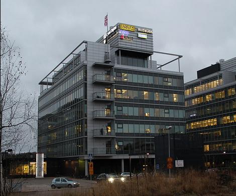 핀란드 로비오 본사(사진=위키페디아)